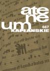 Zeszyt 3 (667) – tom 174 – Muzyka sakralna